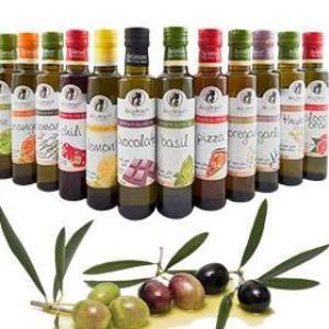 Olivenolje med smak