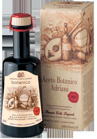 Aceto Balsamico  Botanico Red Seal 250 ml
