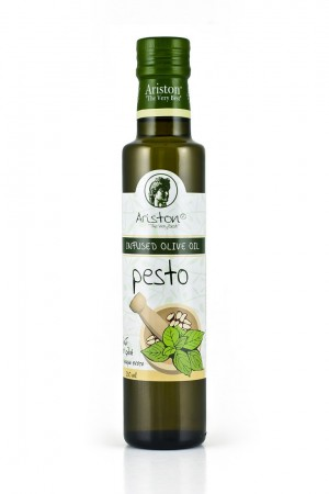 Olivenolje med Pesto 250ml